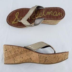 Sam Edelman Romy Wedge Sandal